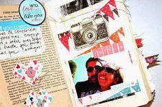 Ideas: Mini-Álbum en un Libro