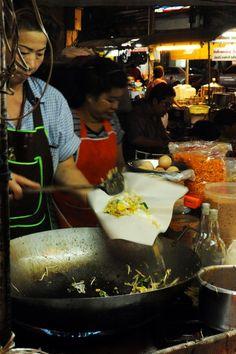Street food in Bangkok #Expo2015 #Milan #WorldsFair