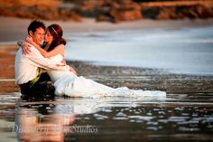 What a fabulous couple. Married on a friday and did after wedding shoot on tuesday. Gorgeous and fun