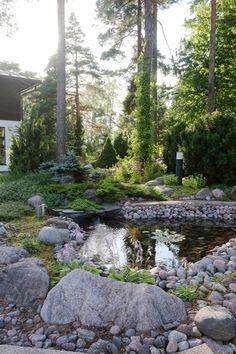 Outdoor Spaces, Outdoor Decor, Home Landscaping, Garden Planning, Landscape Architecture, Beautiful Gardens, Garden Plants, Exterior, Mountains