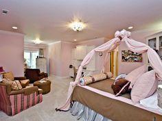 How adorable is this little girl's bedroom? Bentonville, AR $3,449,000