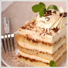 My favourite cake - tiramisu