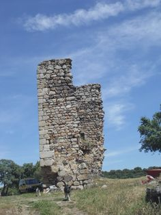 HONTANAR (TOLEDO). Torre de Malamoneda.