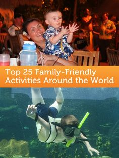 Top Family-Friendly Activities Around the World: http://travelblog.viator.com/top-family-friendly-activities-around-the-world/ #travel