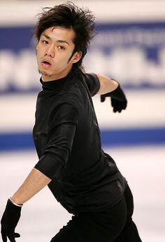 【画像】高橋大輔 / 世界フィギュアスケート選手権大会 公式練習