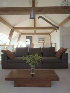 Contemporary Oak Modern Oak Timber Frame Houses Timber Frames Frame