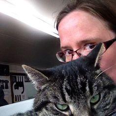 #catfie #poezenboot #amsterdam #cat #katt #kissa