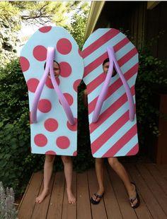 Best Beach Themed Costumes