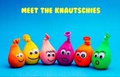 MeetTheKnautschies Wundertütchen.de