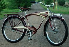 Iconic Vintage Bicycles
