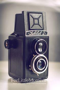 Lubitel 2 Vintage Analog Photo Camera. €40.00, via Etsy.