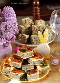 Photo about Delicious Appetizers for Romanian Easter. Image of bouquet, religious, placinta - 24438645 Yummy Appetizers, Easter Appetizers, Mushroom Pie, Recipe Images, Vegetarian Recipes, Stuffed Mushrooms, Pizza, Traditional, Breakfast