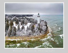 Cana Island, Door County - Daniel Anderson Door County, Doors, Island, Islands, Gate