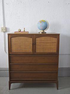 Mid Century Lane Tall Dresser $650 - Chicago http://furnishly.com/catalog/product/view/id/3041/s/mid-century-lane-tall-dresser/