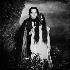 """guitarzone: """" Dracula starring Bela Lugosi premiered 85 years ago today February , """" Except that this is from Mark of the Vampire. Check out Carroll Borland all proto-goth though! Retro Horror, Vintage Horror, Horror Icons, Gothic Horror, Scary Movies, Old Movies, Lugosi Dracula, Dark Romance, Monsters"""