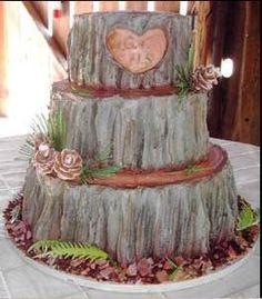 best stump cake I've seen