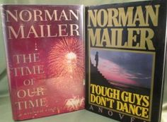 Norman Mailer 1st Edition Novel Lot ,signed (Hardcover)