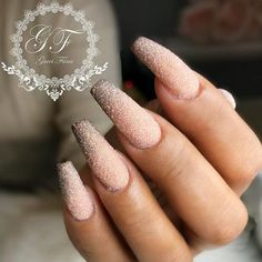 Nude Nails with Ombre Design Picture 3