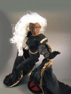 Storm (X-Men) Custom Action Figure