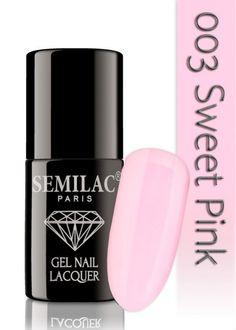 Semilac 003 Sweet Pink UV&LED Nagellack