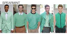 ss13 color trend Mint