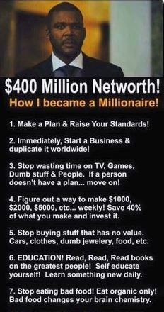How to Become a Millionaire - CLICK to Earn Instant $1,000 Direct & Residual Profit Commissions Today. CLICK for Your Free Tour at www.BestWealthIncome.com