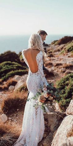 Backless Wedding Dresses,Long Sleeve Wedding Dresses,Cheap Wedding Dresses, Rustic Wedding Dresses,Lace Wedding Dresses,Vintage Wedding Dresses, See through wedding dresses, Mermaid Wedding Dresses, #weddingdress #weddings #weddinginspiration #laceweddingdresses #backless#beachwedding #vintagewedding #longsleeveweddingdress #laceweddingdresses