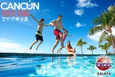 En Semana Santa 2016escápatea Cancun y disfruta de las mejores vacaciones de tu vida!!, Reserva hoy mismo tu lugar y paga tu viaje poco a poco!