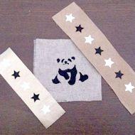 ステンシルで布にオリジナルの模様やイラストをつけたいと思っても、型紙がずれて、なかなか上手くいかない…ってこと、ありませんか? そんな時に、おすすめなのがフリーザーペーパーです。 日本ではあまり馴染み...