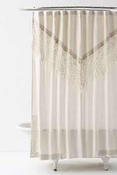 Rubied Lace Dress. Lace Shower CurtainsGuest ...