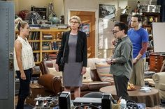 'The Big Bang Theory's tenth season premiere kicked off with, well, a presumed…