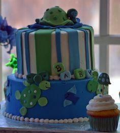 love the turtle cake