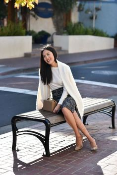 99 Elegant Fall Outfits Ideas For Holiday In 2019 Classy Dress, Classy Outfits, Formal Outfits, Work Fashion, Fashion Outfits, Office Fashion, Women's Fashion, Fall Outfits For Work, Professional Outfits