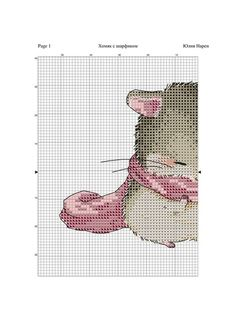 Fotografia Cute Cross Stitch, Cross Stitch Animals, Cross Stitch Charts, Cross Stitch Patterns, Crochet Patterns, Cross Stitching, Cross Stitch Embroidery, Cross My Fingers, Cross Stitch Collection
