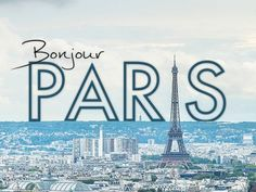 This is the best video of Paris you'll ever see