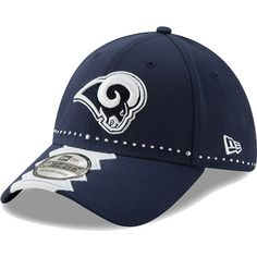 the best attitude 1ff8d f9189 Los Angeles Rams New Era 2019 NFL Draft On-Stage Official 39THIRTY Flex Hat  – Navy, Your Price   31.99