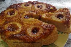 Retete Culinare - Tort cu mere intregi
