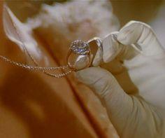 Christine's ring in Phatom of the Opera.  My dream engagement ring.