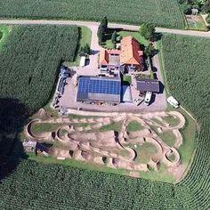 Backyard ATV & dirt bike track!!!! {FisherFarm}