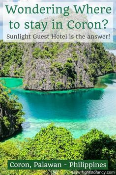 Deciding where to stay in Coron is a dilemma. There are many places to stay in Coron but not many hotels in Coron Palawan wowed. We eventually chose the Sunlight Guest Hotel as our accommodation in Coron. Read the full review to find out if it is right for you ... #philippines #coron #hotelsincoron #palawan
