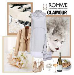 """Romwe 108."" by carola-corana ❤ liked on Polyvore"