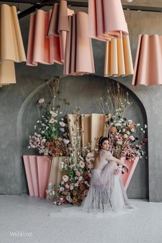 Wedding Reception Backdrop, Wedding Stage, Wedding Events, Wedding Backdrop Design, Wedding Backdrops, Floral Wedding, Wedding Bouquets, Industrial Wedding Inspiration, Flower Installation