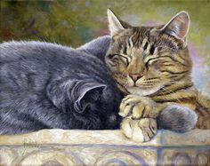 art by lucie bilodeau images | Милое очарование от Lucie Bilodeau ...