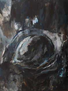 Marlena Mosior  SAMA SOBIE  wymiary: 80x60 cm  technika: akryl na płótnie  data powstania: 2016