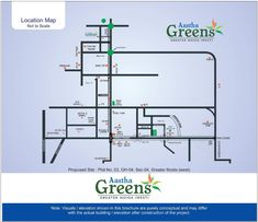 Aastha Infracity presents Aastha Greens, offers 2 and 3 bhk apartments ready to move residential project located in Sector - Greater Noida. Balcony Flooring, Bedroom Flooring, Toilet Wall, Vitrified Tiles, Terrazzo Tile, Kids Play Area, Green Landscape, Location Map, Internal Doors