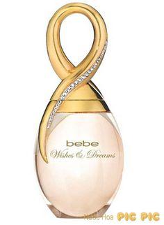 Bebe Wish & Dream EDP 100ml có hương đầu tươi mát và bùng nổ, hương giữa dần trở nên gợi cảm và hương cuối cực kỳ sang trọng.