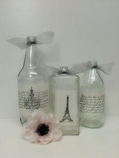 Black and White WeddingWedding VaseBridal by beachbabyblues, $14.00