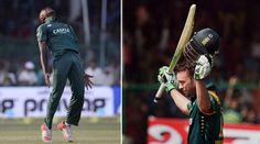 RSA 270-7 (50 ov) Vs IND 252-6 (50 ov):South Africa won by 18 runs. Live Score: http://kridangan.com/icc-cricket-live-score/
