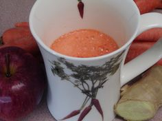 Apple, Carrot And Ginger Juice Recipe - Food.com