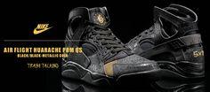 【楽天市場】NIKE AIR FLIGHT HUARACHE PRM QS (BLACK/BLACK-METALLIC GOLD)(ナイキ エア フライト ハラチ プレミアム QS)【Kinetics】【ハラチシステム】【TRASH TALKING】【バスケットボール】【NBA】【ストリート】【14HO-S】:Kinetics